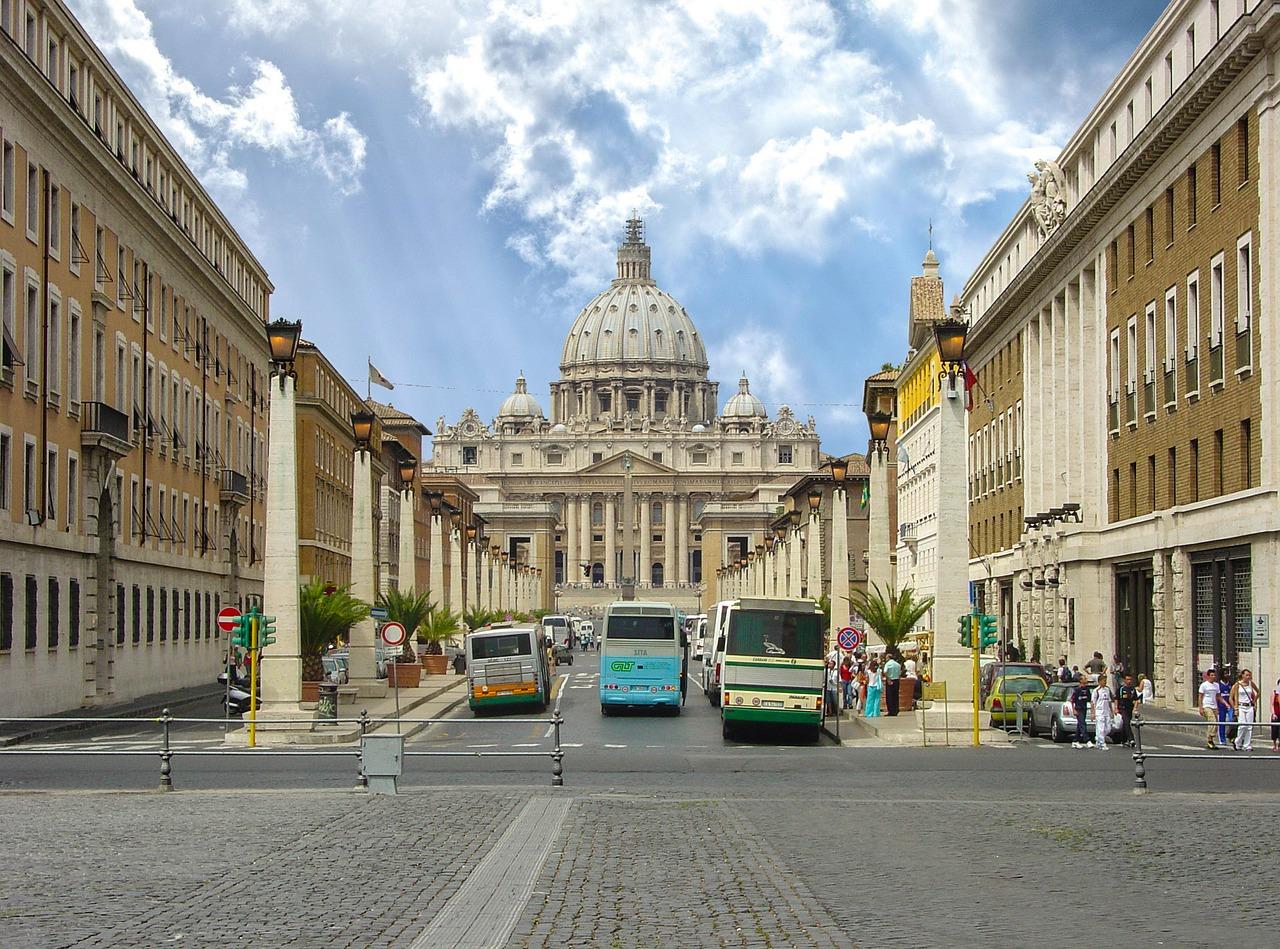 Rejse til Rom