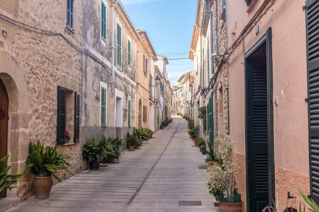 Mallorca gader