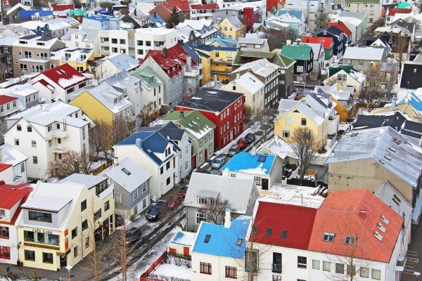 Reykjavik by