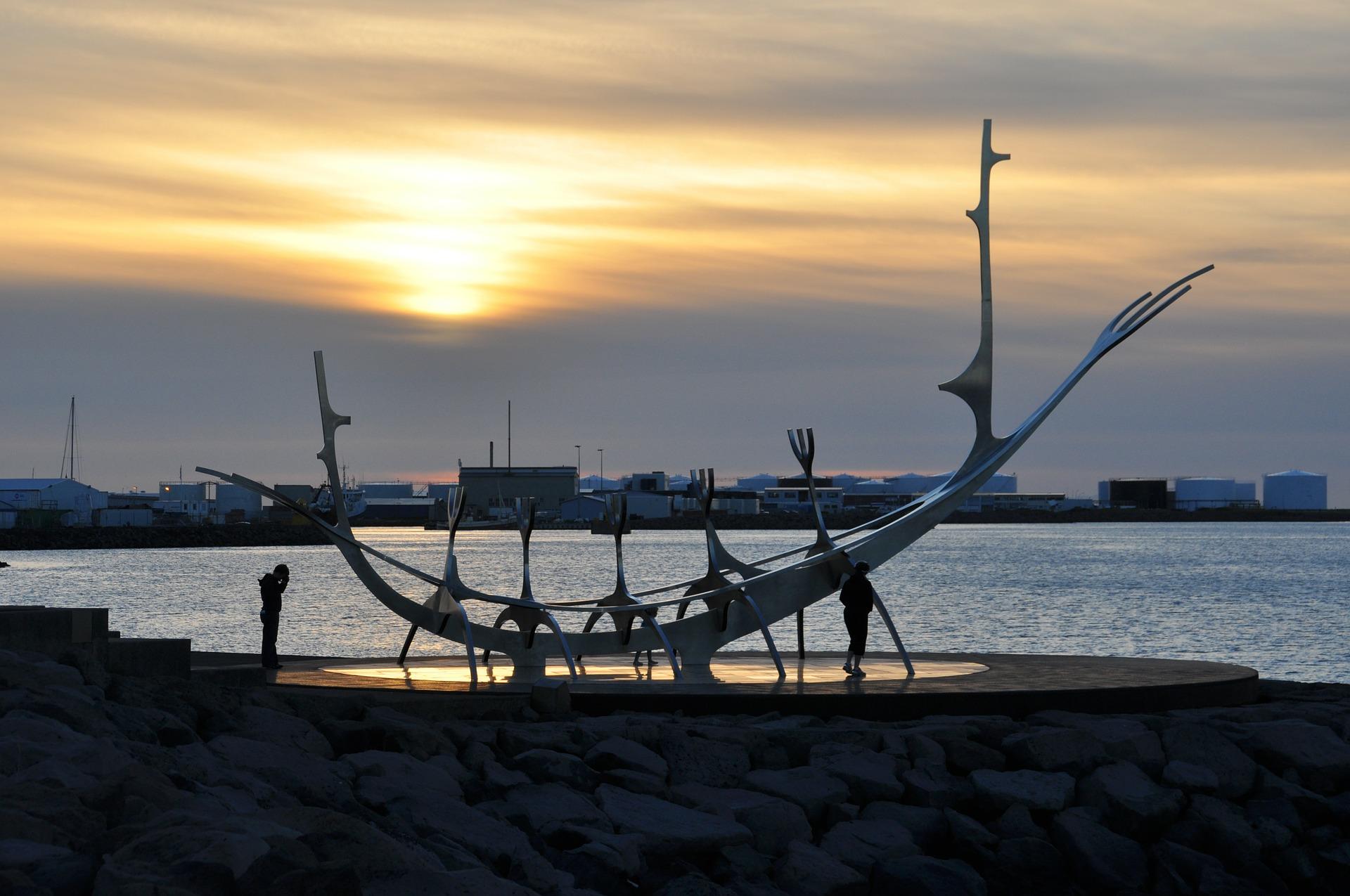 sejlads Reykjavik
