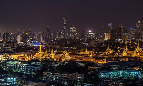 Spisesteder i Bangkok