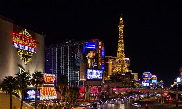 Vejret i Las Vegas