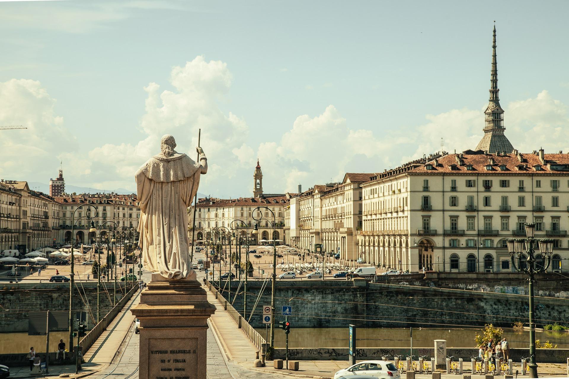 kulinariske oplevelser i Torino