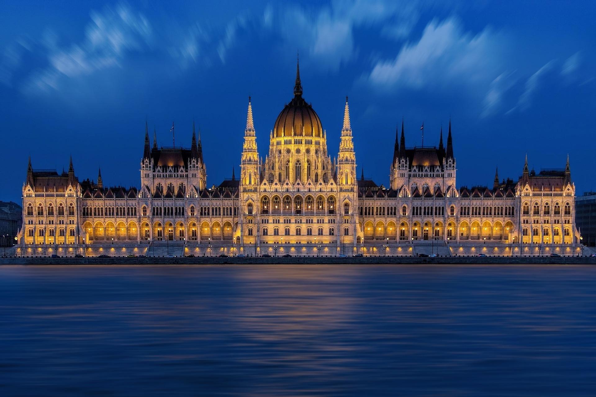 Seværdigheder i Budapest
