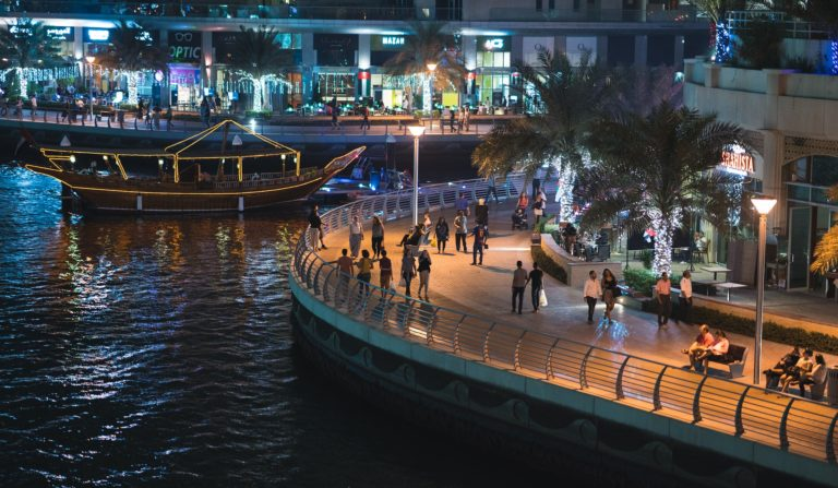 Spisesteder i Dubai