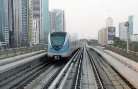 Transport i Dubai