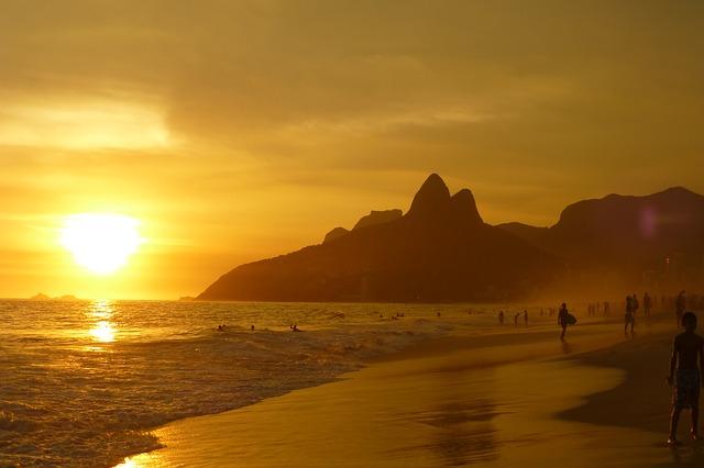 Rio de Jainero's fantastiske strande