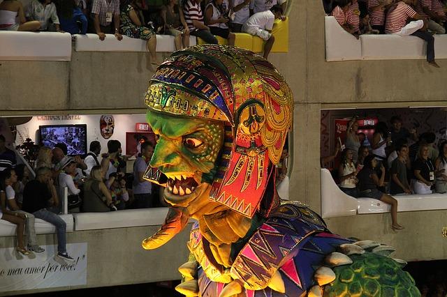 Karneval Rio de Jainero