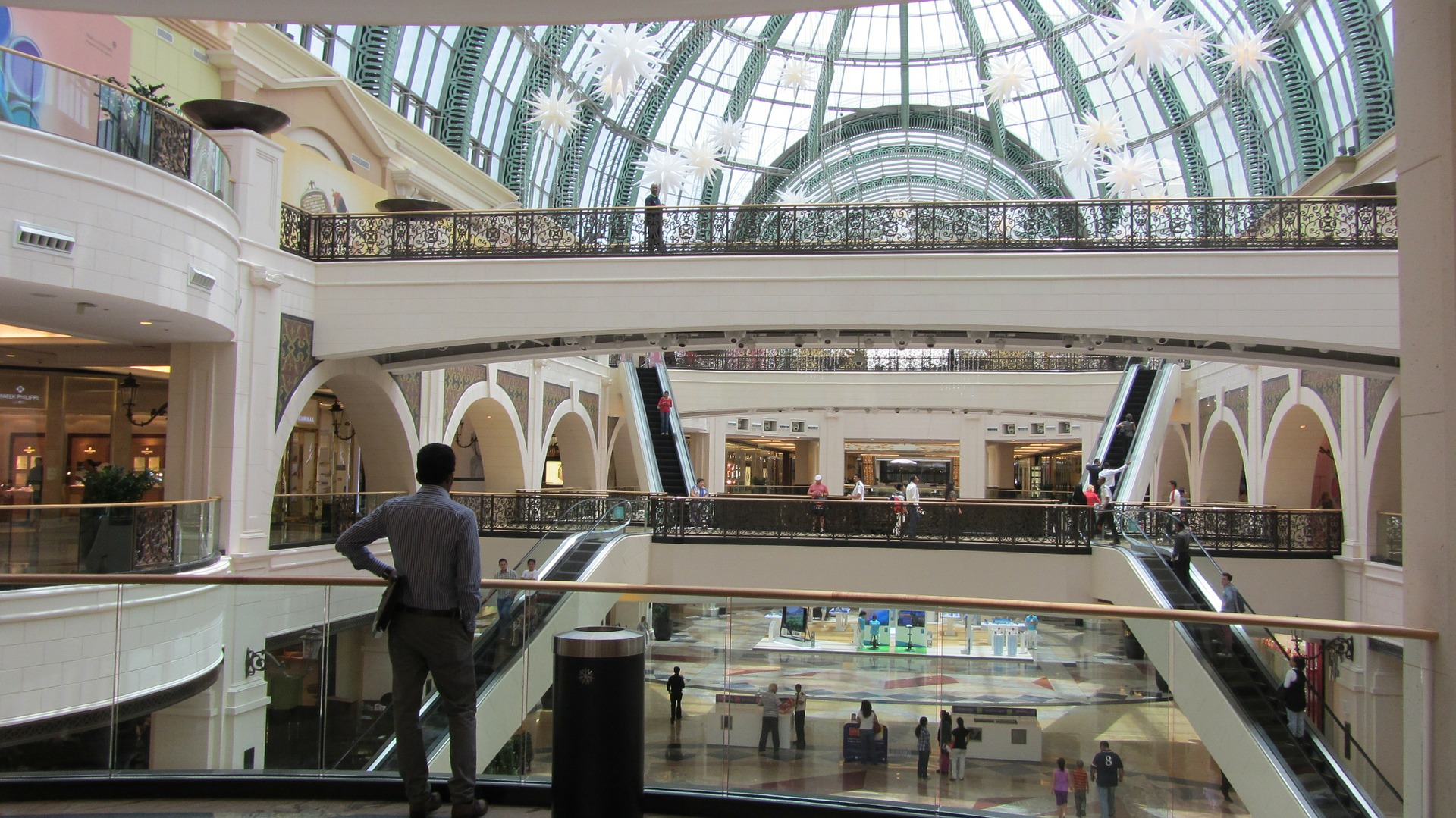 Shopping i Dubai