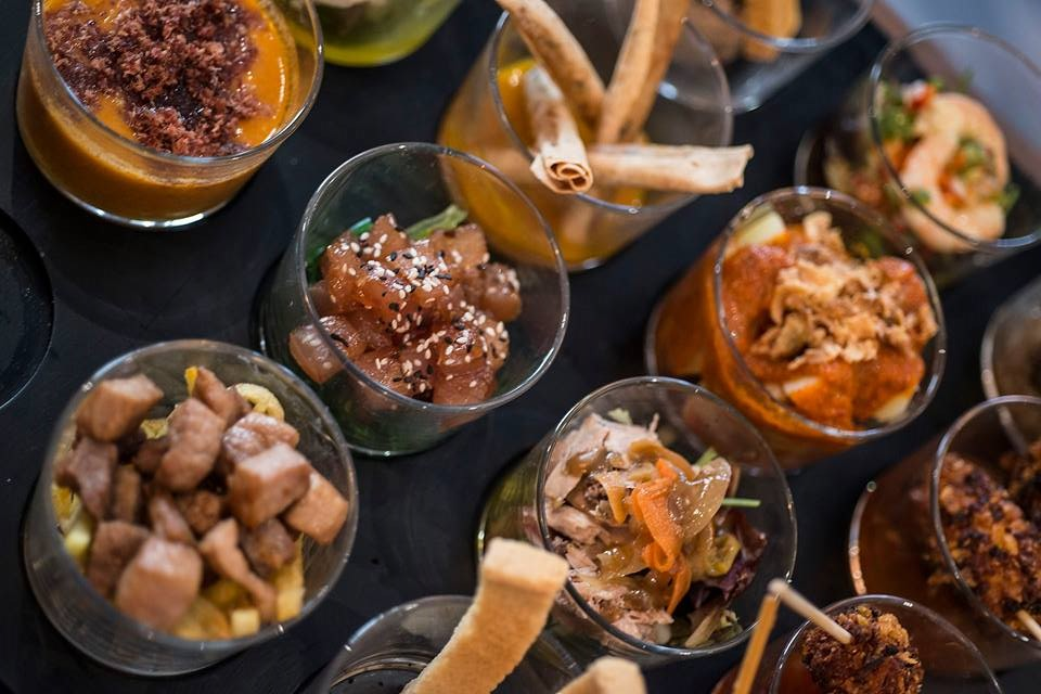 Spisesteder i Madrid