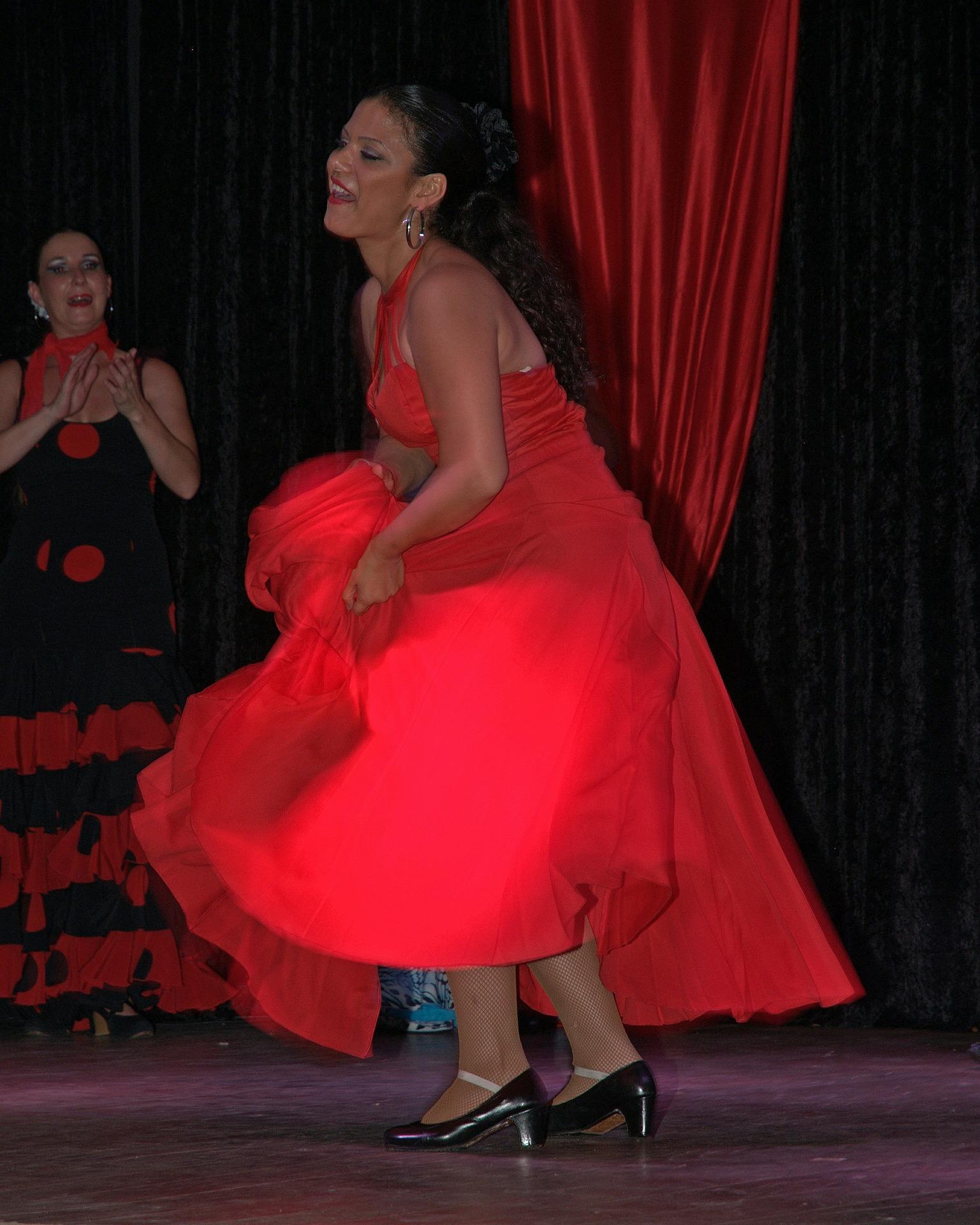 Flamenco, seværdigheder i Madrid