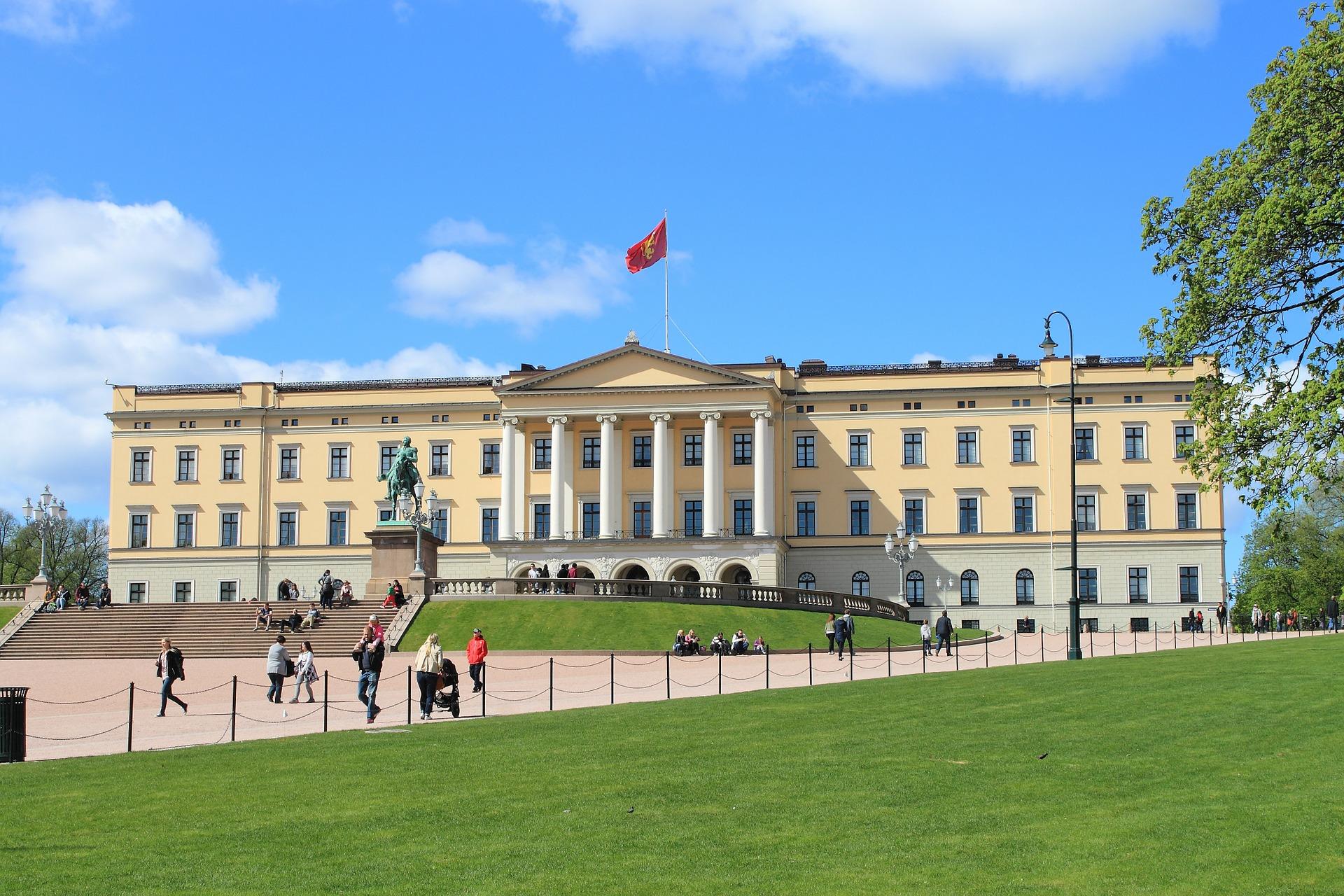 Det kongelige slot Oslo