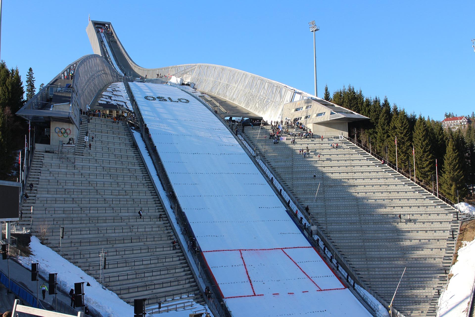 Holmenkollbakken Oslo