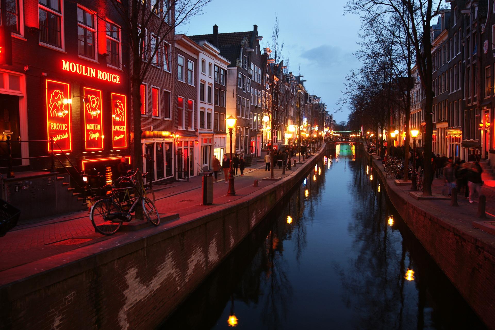 Seværdigheder i Amsterdam