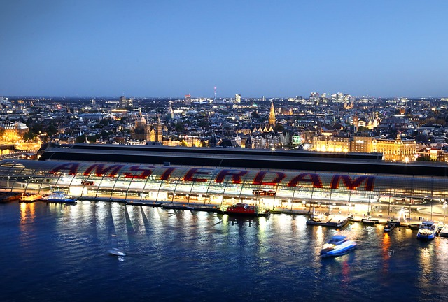Rejse til Amsterdam