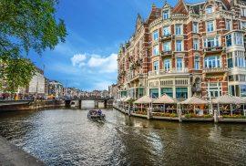 Spisesteder i Amsterdam
