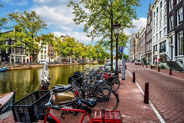 Hvornår skal man besøge Amsterdam?