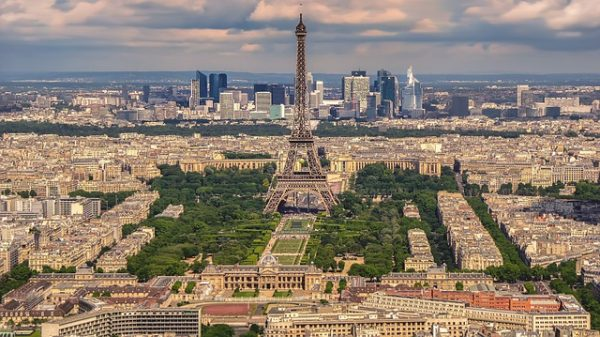 Paris seværdigheder