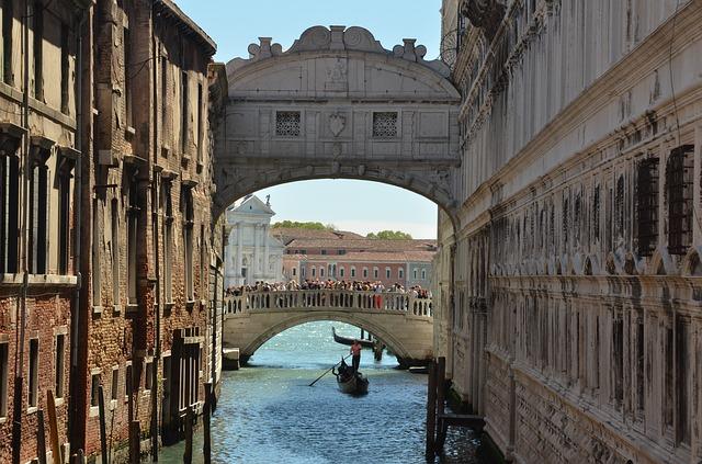Venedigs gader