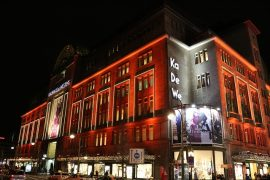 Shopping i Berlin