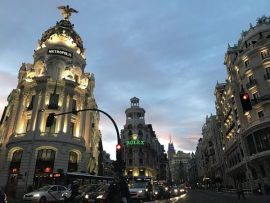 Shopping i Madrid