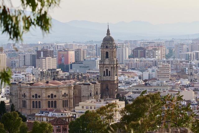 katedral i Malaga