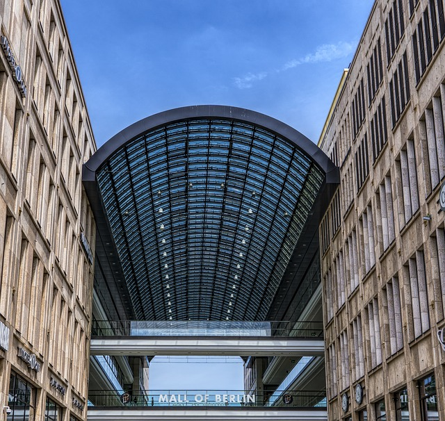 Shoppingcenter i Berlin, Mall of Berlin