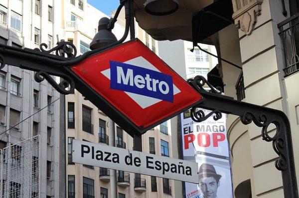Rejse til Madrid