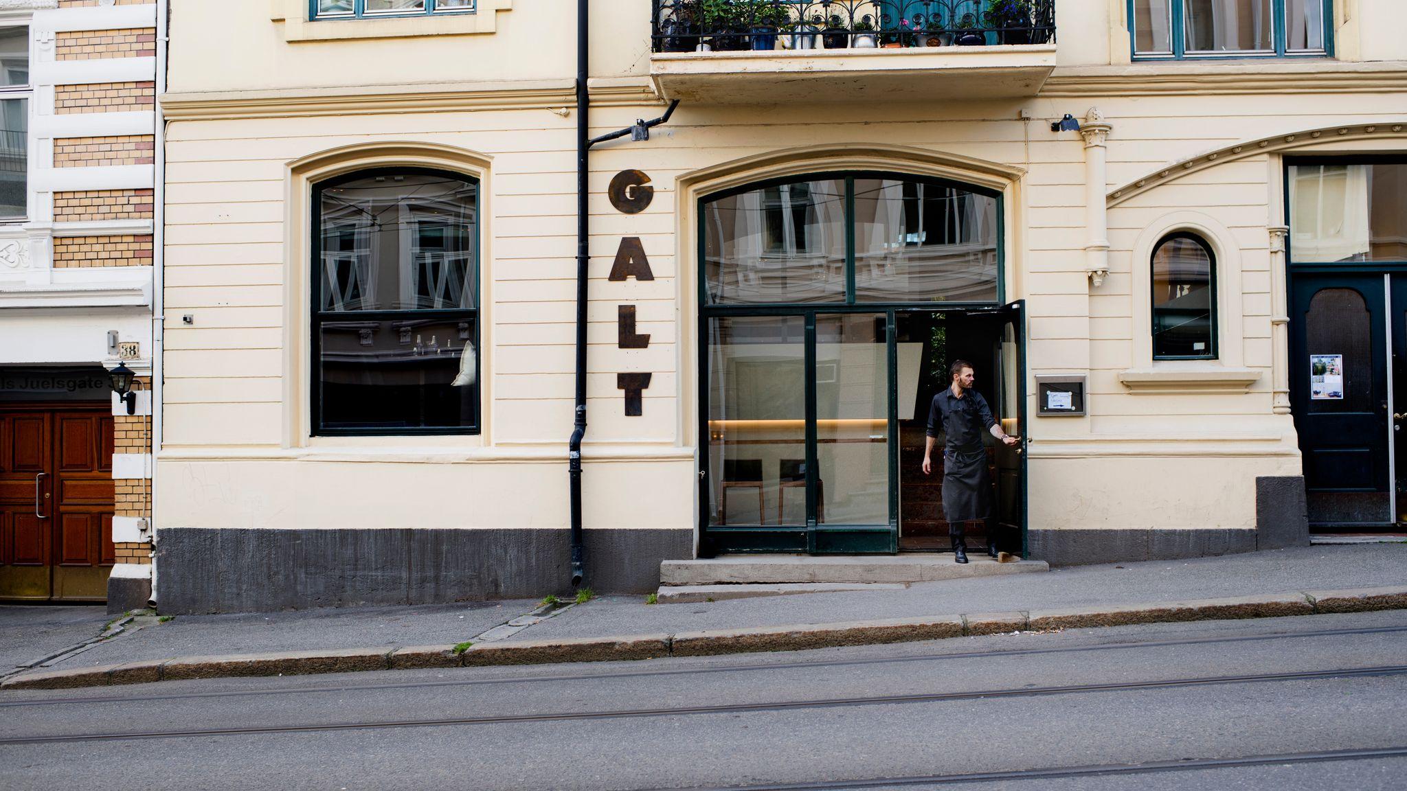 Spisesteder i Oslo