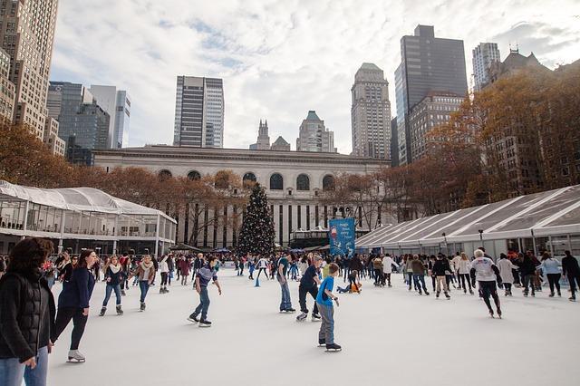 Hvornår på året skal jeg rejse til New York?