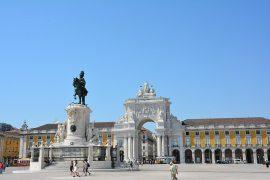 Vejret i Lissabon