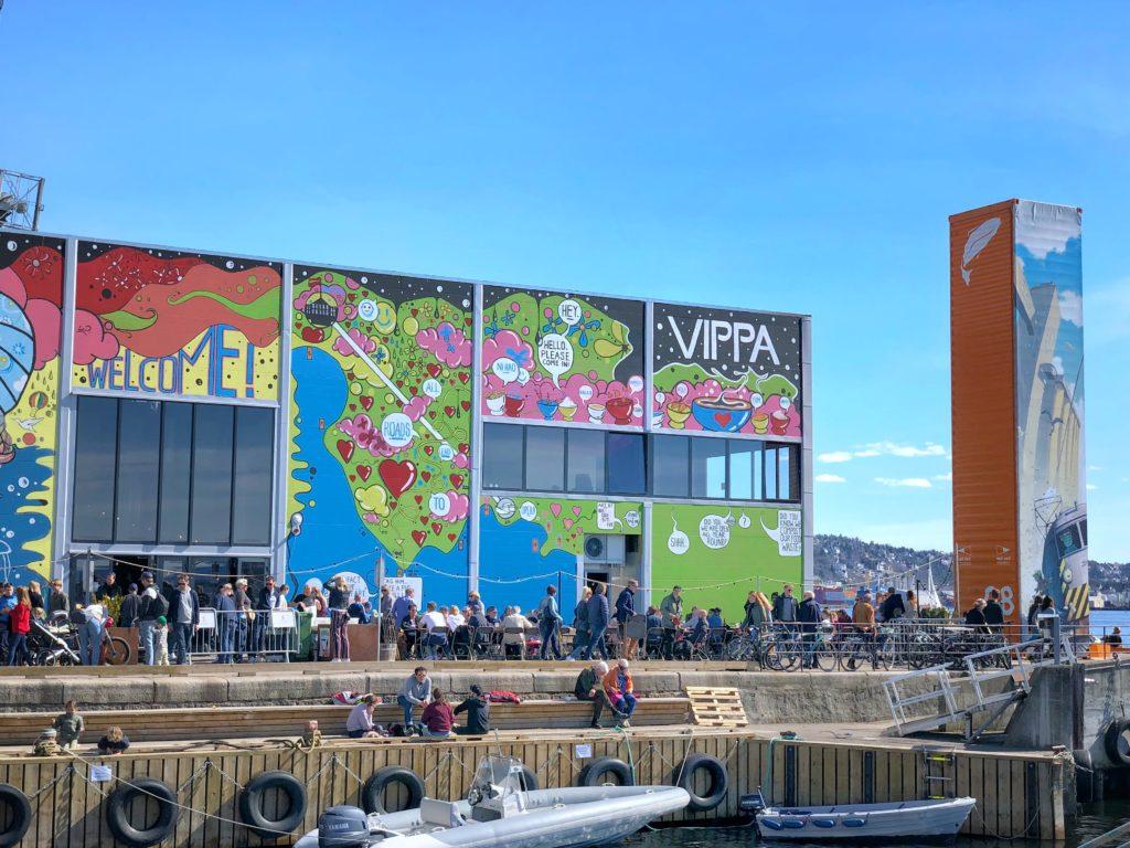 Streetfood Oslo - Vippa