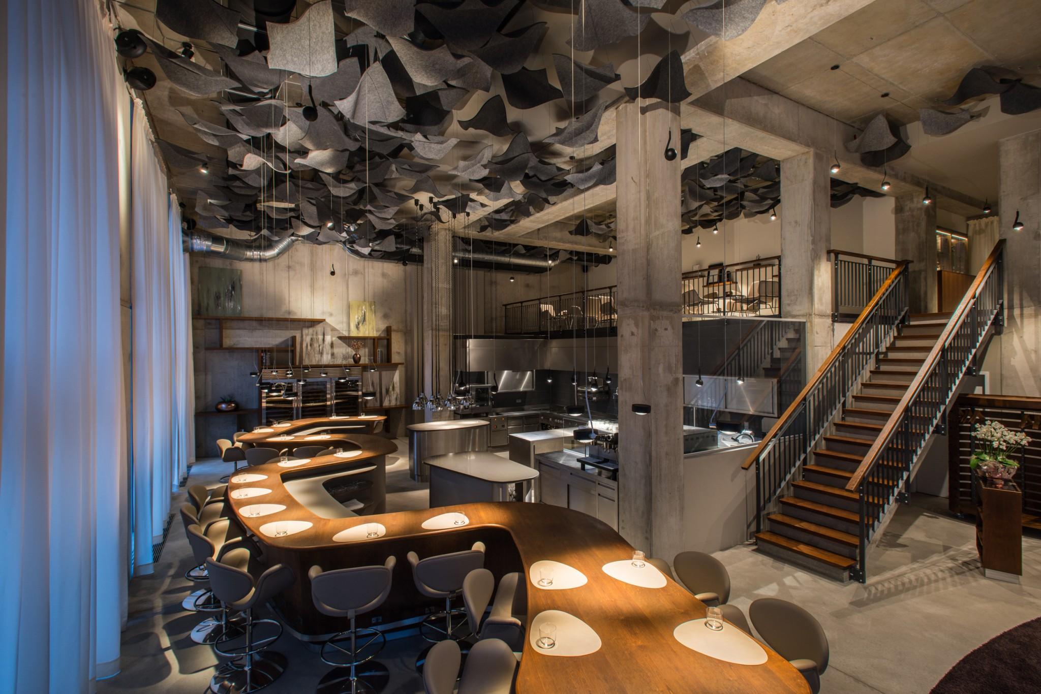 Michelin-restaurant Hamborg