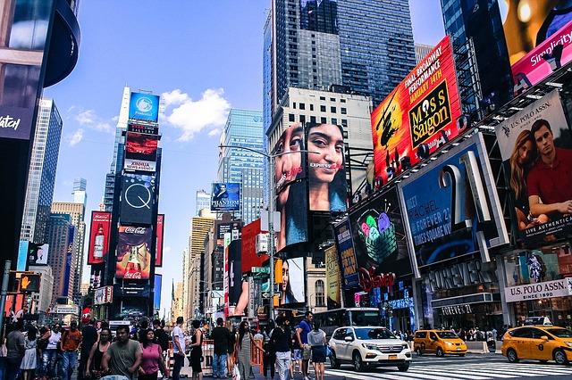 Shopping i New York