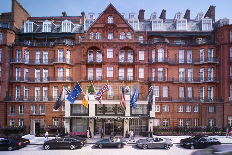 Hoteller i London - Claridge's