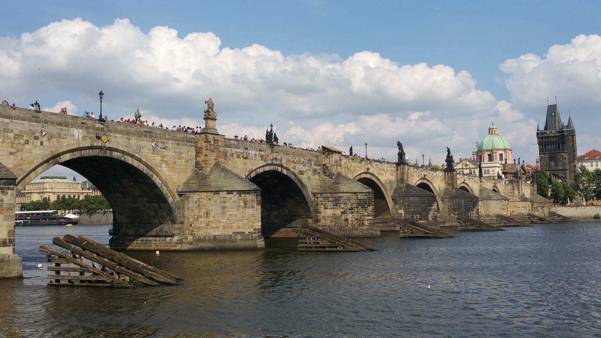 Karlsbroen Prag