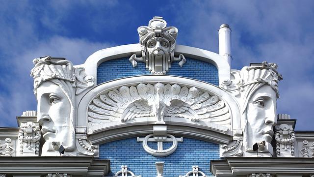 historiske indtryk Riga