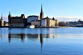 Vejret i Stockholm