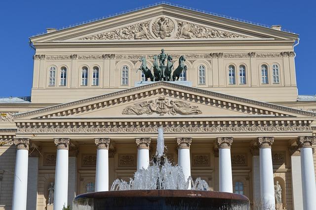 Russisk ballet Moskva