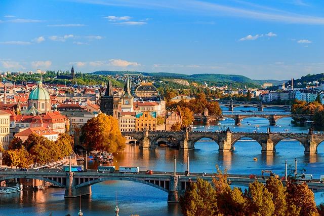 Smukke Prag