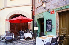 Restauranter i Prag