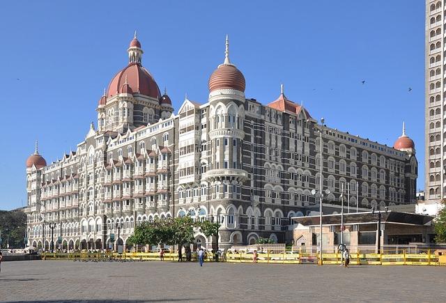 Hotel i Mumbai - Taj Mahal Palace Hotel