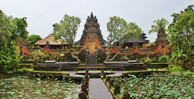 Hjertet af Bali