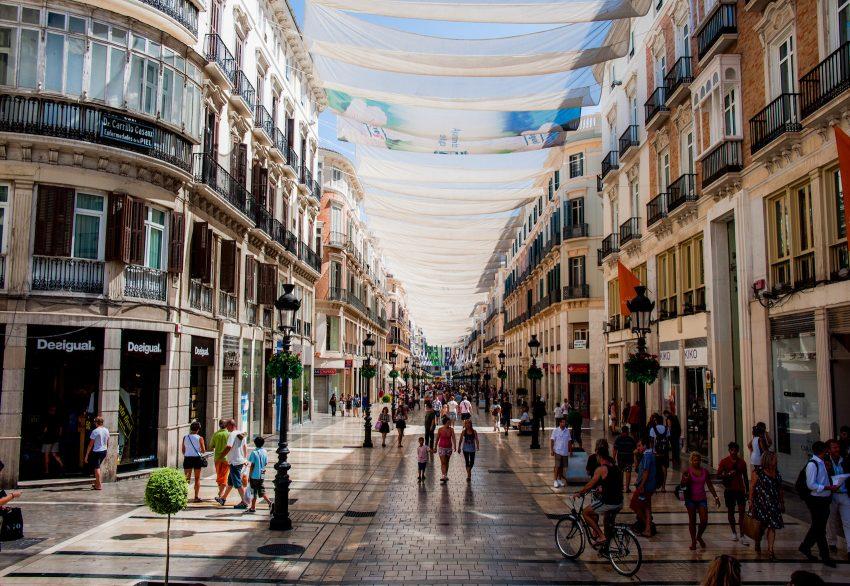 Rejsetilbud til Malaga: 3 nætter kun kr. 956.- inkl. fly