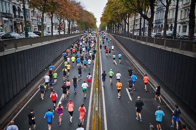 Løb og oplev verden samtidig