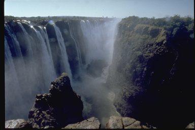 Oplev Zimbabwe