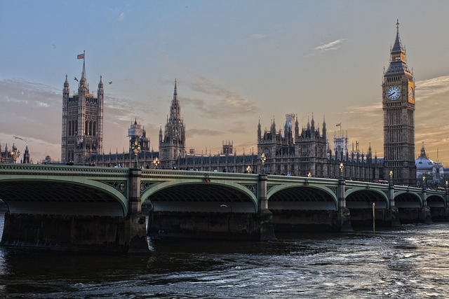 Vind 2 flybilletter til London