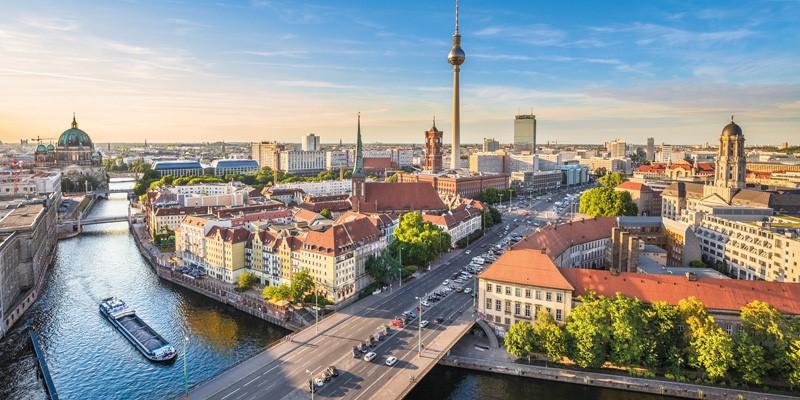 Rejsetilbud til Berlin
