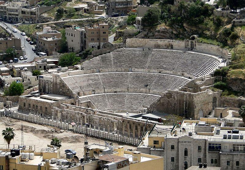 Byer uden turister - Det Romerske Teater i Orange