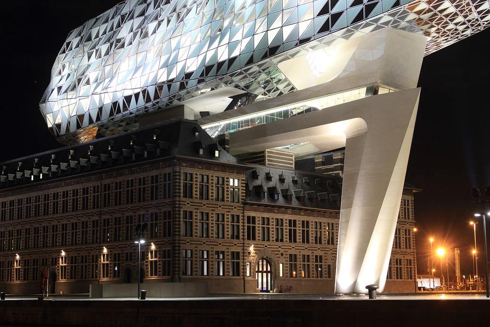 The Port House i Antwerpen